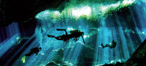 cave-diving-training-mexico