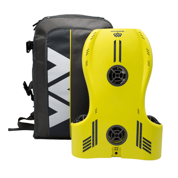 AQUAROBOTMAN NEMO Exclusive Backpack Underwater Drone ROV - Nemo Store