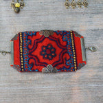 Bohemian Handmade set of Bracelet & choice of one Necklace out of two (Necklaces availabe separatly) - Treasures of Silk Road