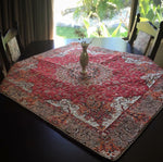 Bohemian Table Cloth - Treasures of Silk Road