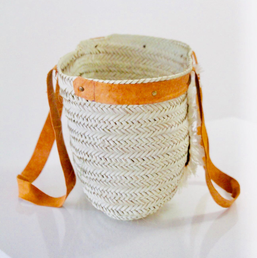 Large Hand Woven Beach Tote/ bag - Treasures of Silk Road