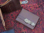Genuine Leather Men's Wallet (Two colours to choose Black and Brown)