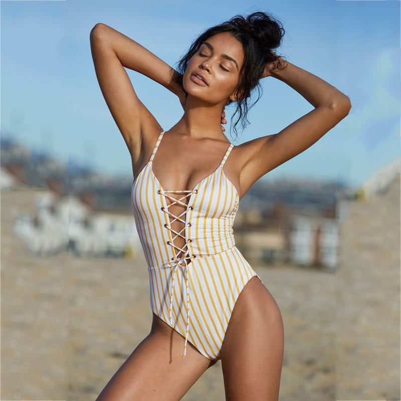 Sungazer Swimsuit - Tia-Nova