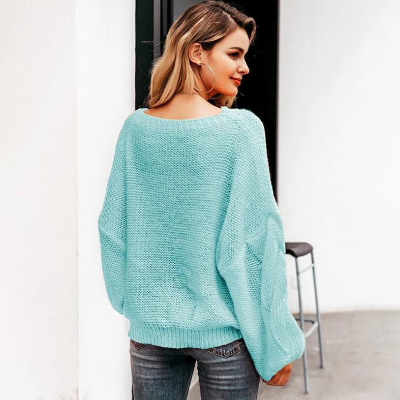 Jaime Sweater - Tia-Nova