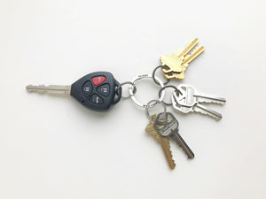 Kii RING System - Organize Your Keys