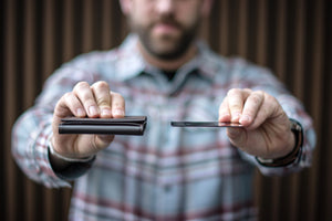 WYN Wallet - Ultra Slim Carbon Fiber Wallet