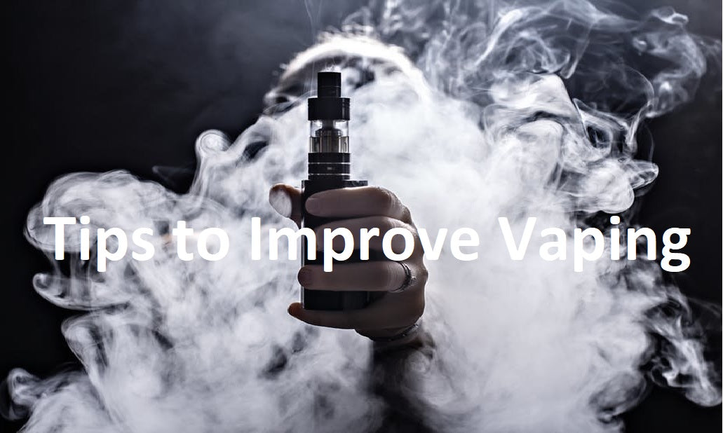 Tips to Improve Vaping: Quit Cigarettes with Ease