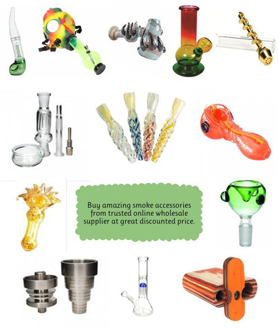 smoking accessories for dispensaries