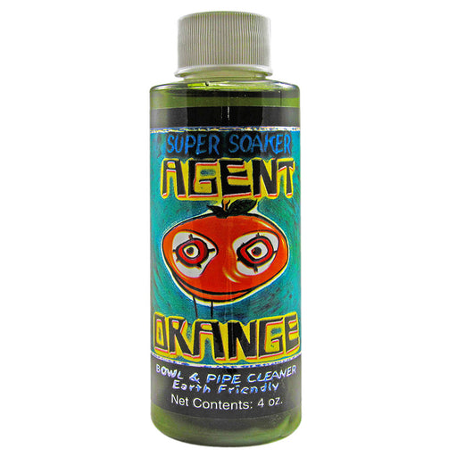 Agent Orange 4oz Cleaner - Smoketokes