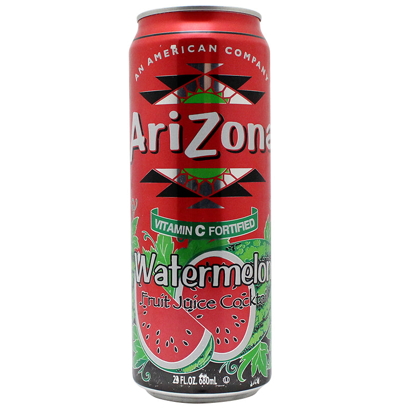 Arizona Watermelon 23oz Safe Can - Smoketokes