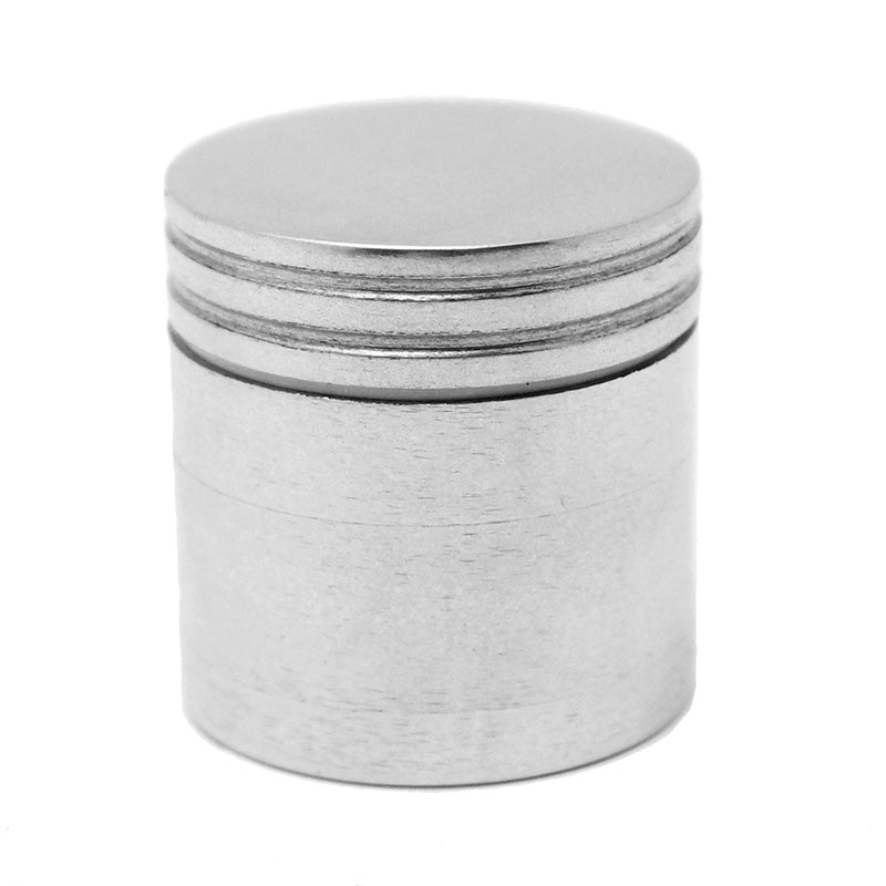 Aluminum 4 Part 32mm Grinder - Smoketokes