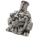 "6"" Troll Ceramic Water Pipe - Smoketokes"