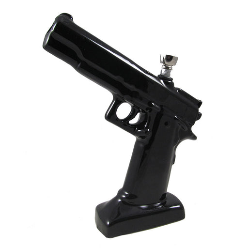 "8"" Glock Ceramic Water Pipe - Smoketokes"