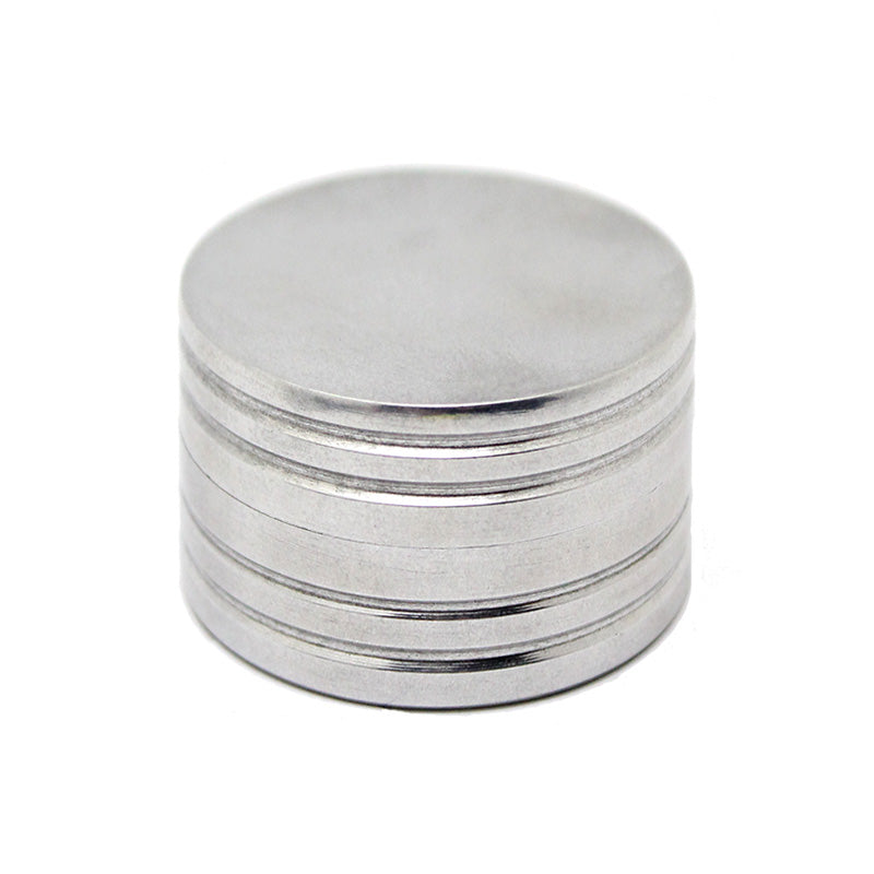 Aluminum 2 Part 32mm Grinder - Smoketokes