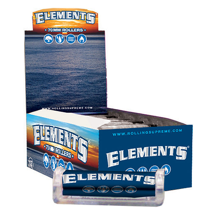 Elements 70mm Cigarette Roller - Smoketokes
