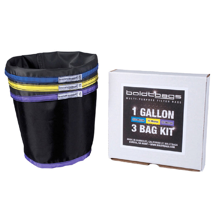 BoldtBags 1 Gallon 3 Bag Kit - Smoketokes