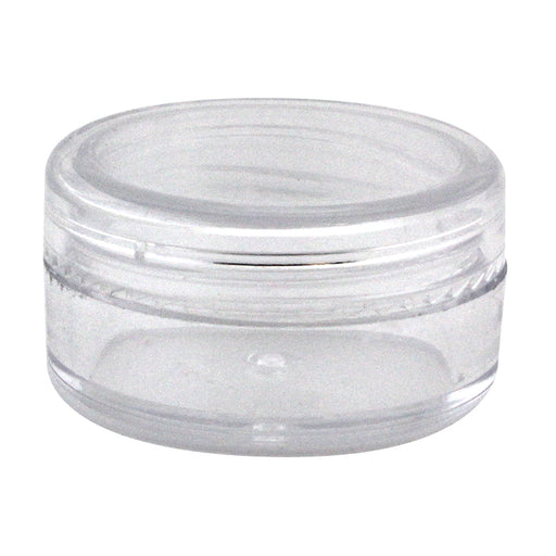 Clear 5ml Acrylic Jar - Smoketokes