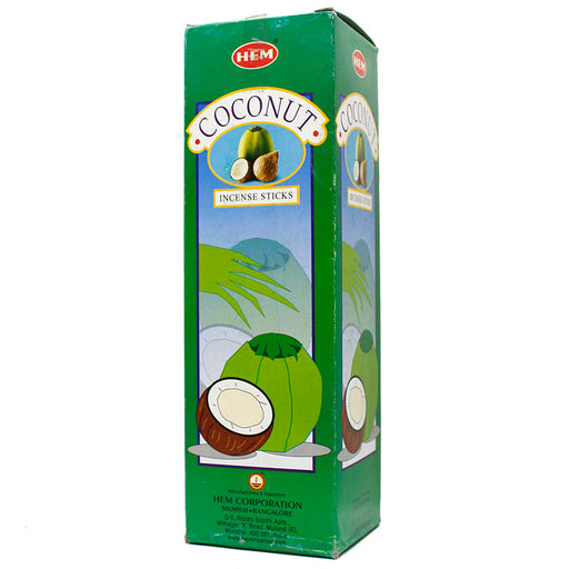 Hem Coconut Incense Sticks 120 Box - Smoketokes
