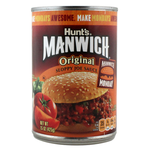 Hunt's Manwich Sloppy Joe Safe Can - Smoketokes