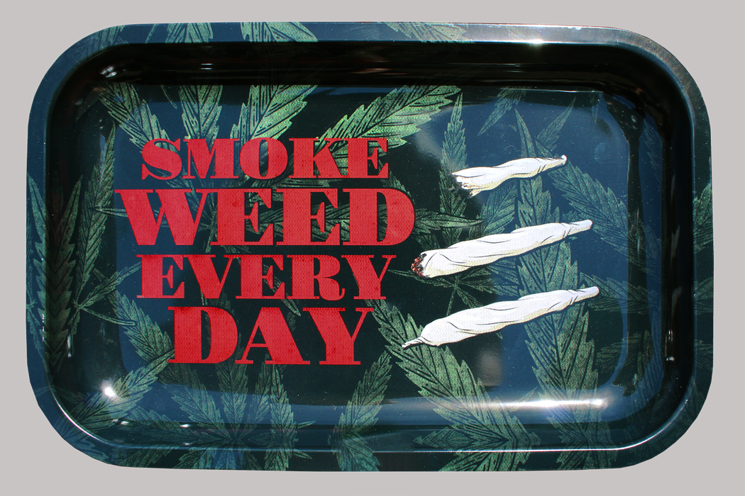 Smoke Weed Tray Small 11'' - Smoketokes