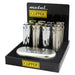 Clipper Full Metal Torch Lighter Display - Smoketokes