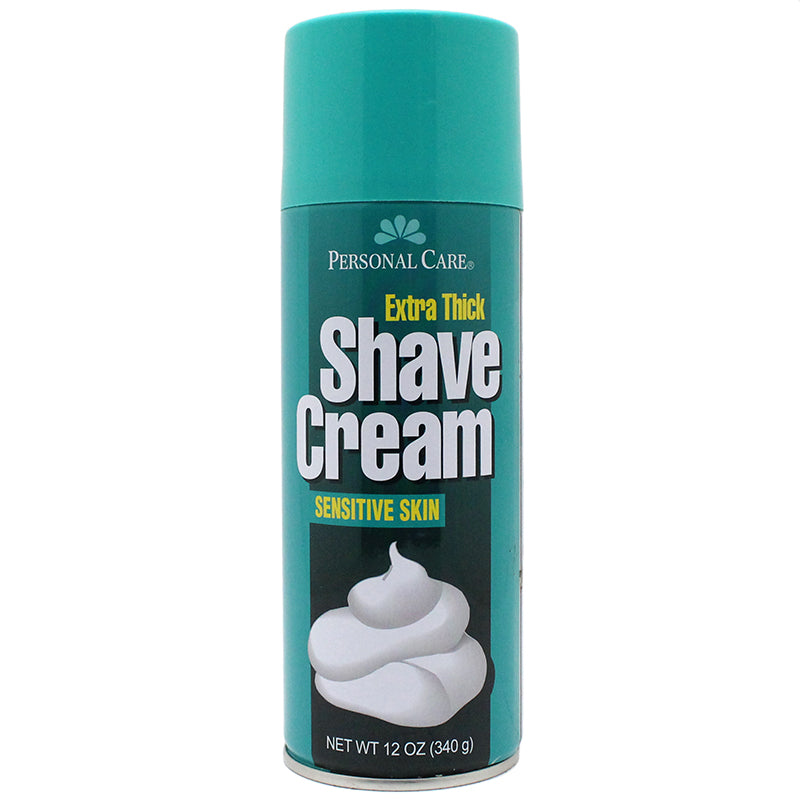 Shave Cream Sensitive Skin Safe Can - Smoketokes