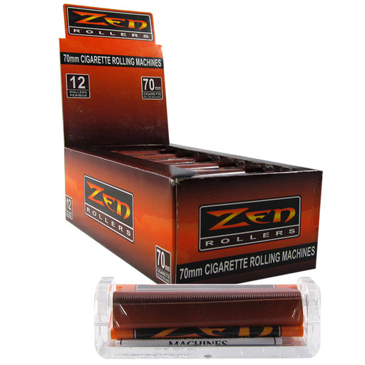 Zen 70mm Cigarette Rolling Machine - Smoketokes