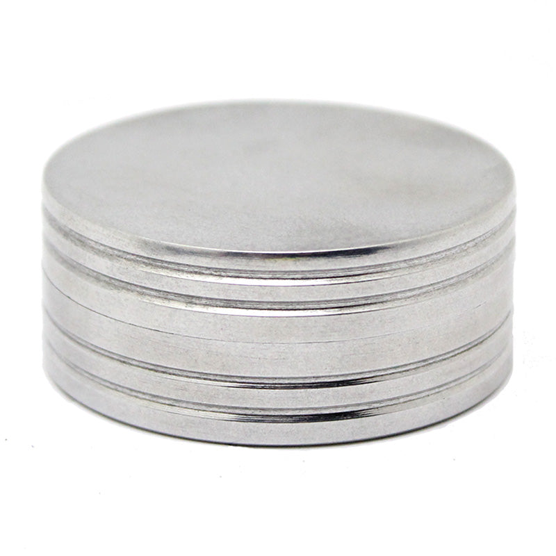 Aluminum 2 Part 63mm Grinder - Smoketokes