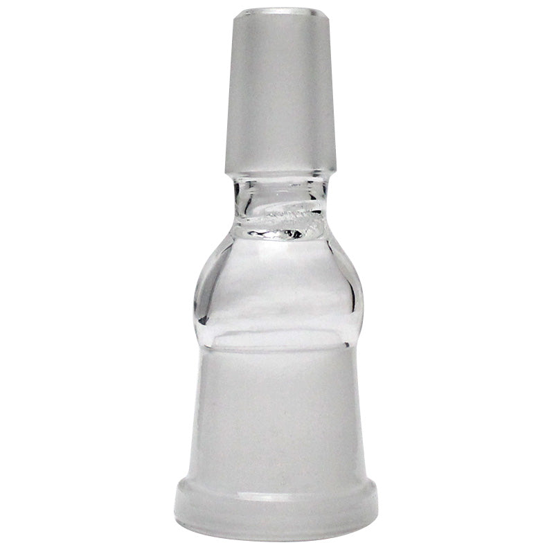 18mm Female to 14mm Male Glass Adaptor - Smoketokes