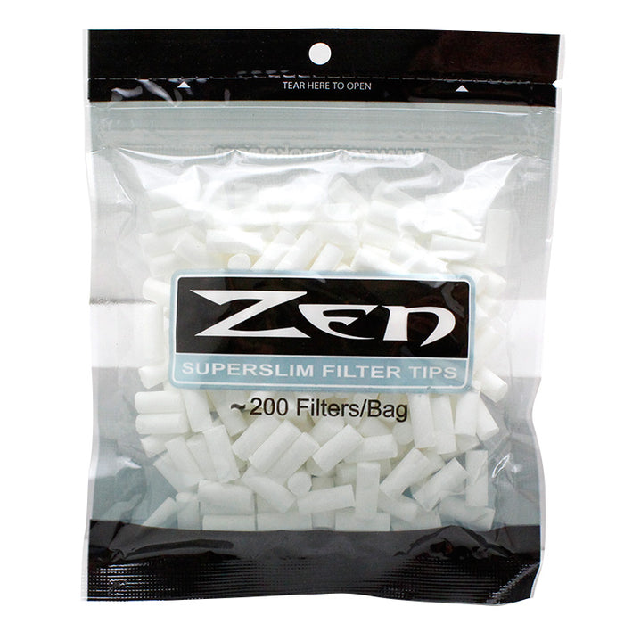Zen SuperSlim Filter Tips - Smoketokes