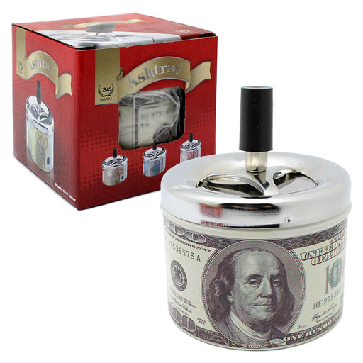 Bokai Money Ashtray - Smoketokes