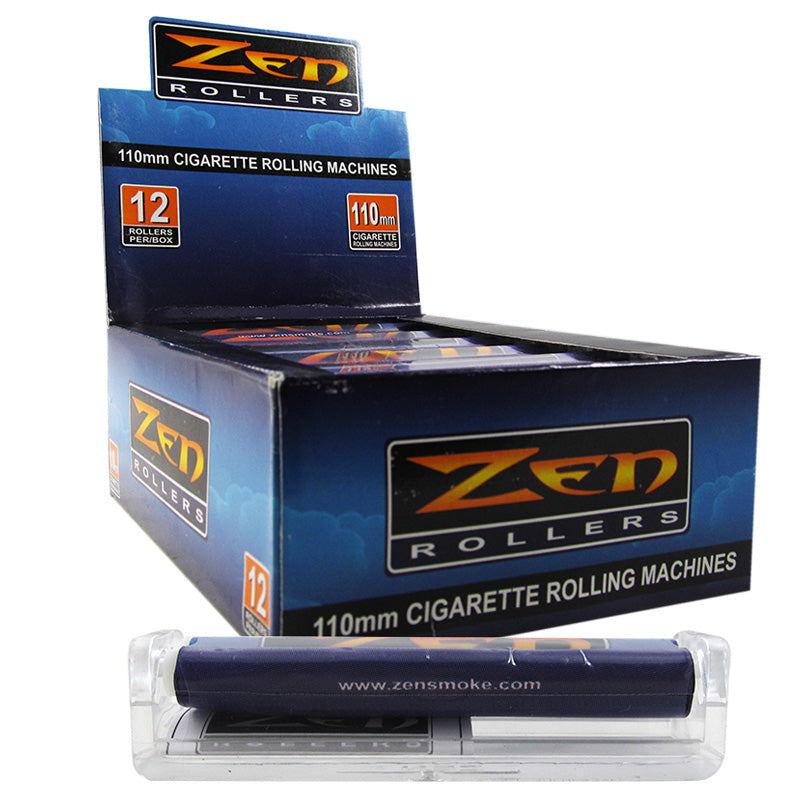 Zen 110mm Cigarette Rolling Machine - Smoketokes