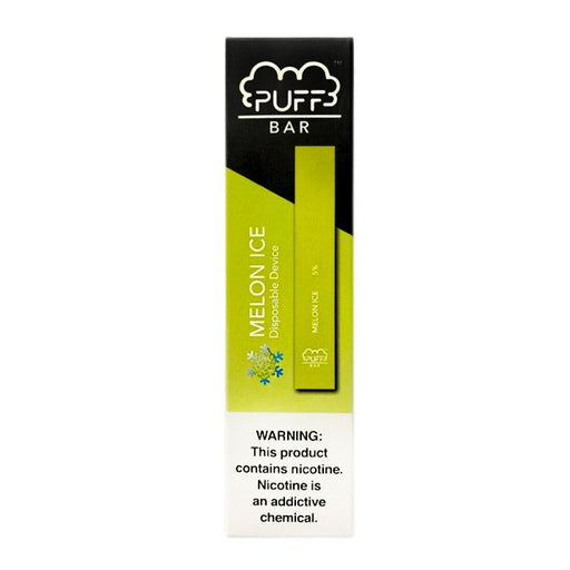 Puff Bar - Melon Ice (Disposable Pod Device) *Limited Edition*