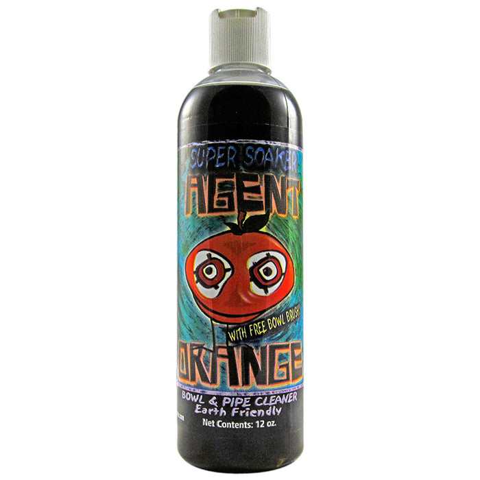 Agent Orange 12oz Cleaner - Smoketokes