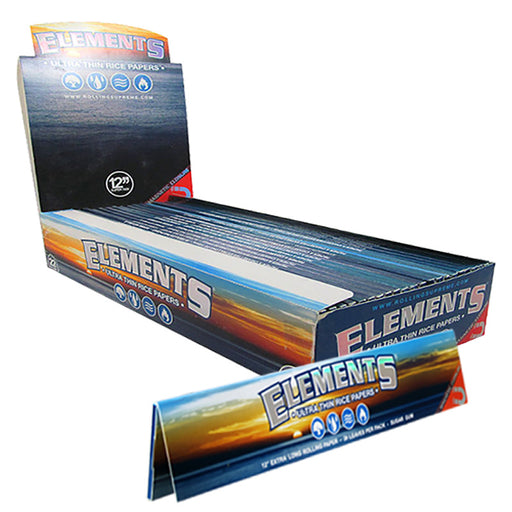 "Elements Magnetic 12"" Supersize Rolling Paper - Smoketokes"