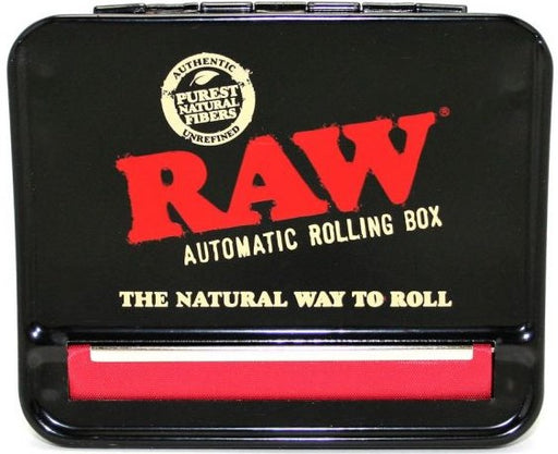 Raw 79mm Automatic Roll Box - Smoketokes