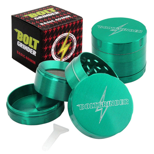 Bolt Grinder Basic 40mm - Smoketokes