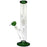 "12"" Straight Tree Perc GG Water Pipe - Smoketokes"