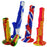 "13"" 2-Piece Silicone Water Pipe - Smoketokes"
