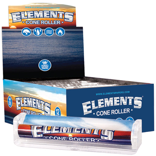 Elements King Size Cone Roller - Smoketokes