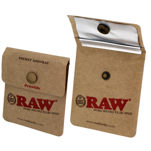 Raw Pocket Ashtray - Smoketokes