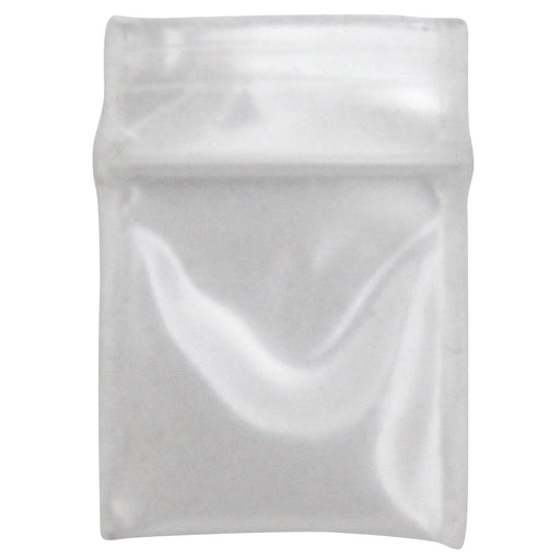 Apple 3434 Clear Plastic Ziplock Baggies - Smoketokes
