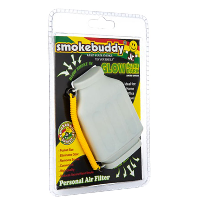 Smokebuddy Jr Glow in the Dark Personal Air Filter - Smoketokes