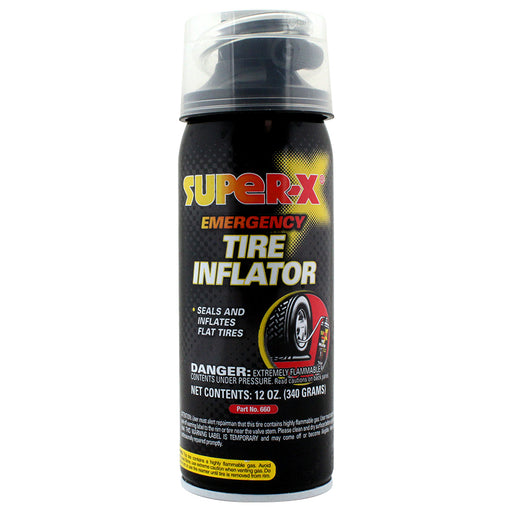 Super-X Tire Inflator Safe Can - Smoketokes