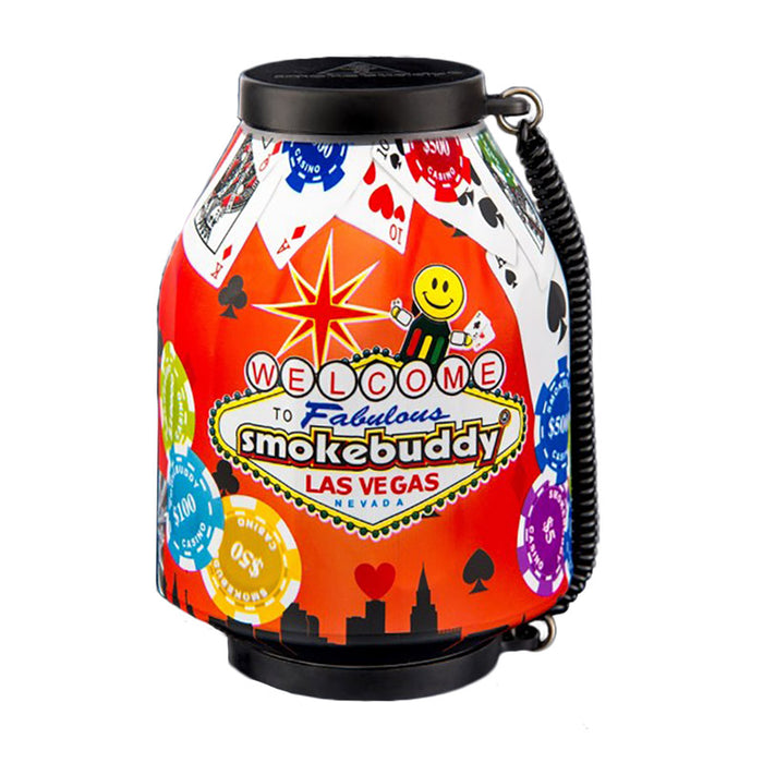Smokebuddy Original Personal Air Filter Las Vegas Edition - Smoketokes