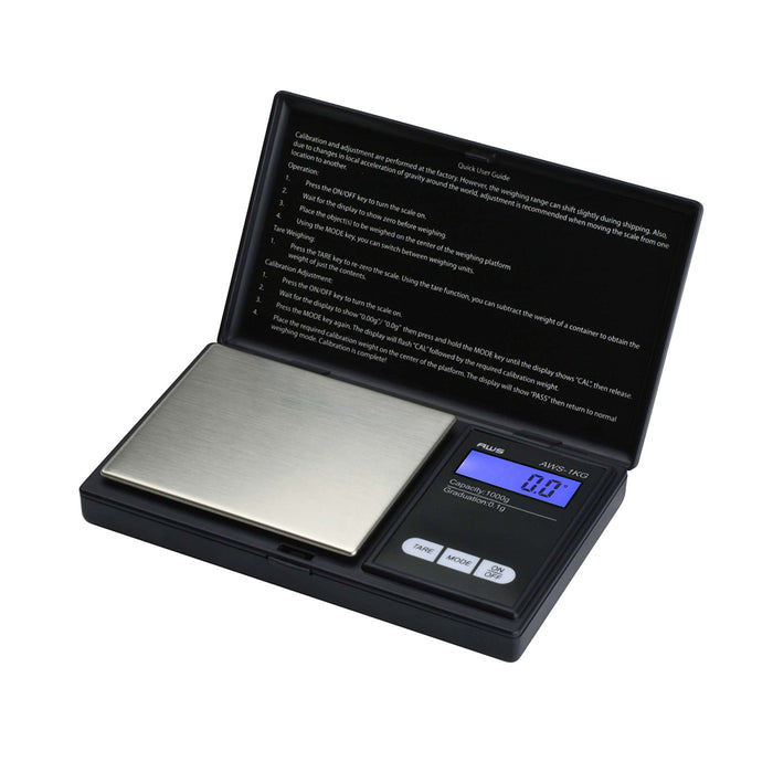 AWS-1KG Scale
