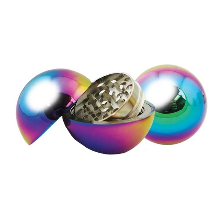 50mm Sphere Anodized Metal Grinder