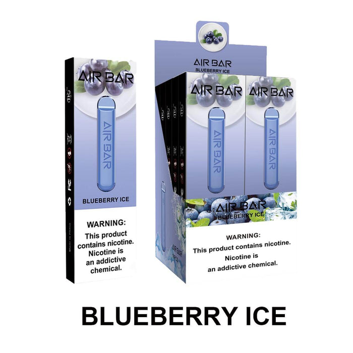 Air Bar - Blueberry Ice (Disposable Device by Suorin)