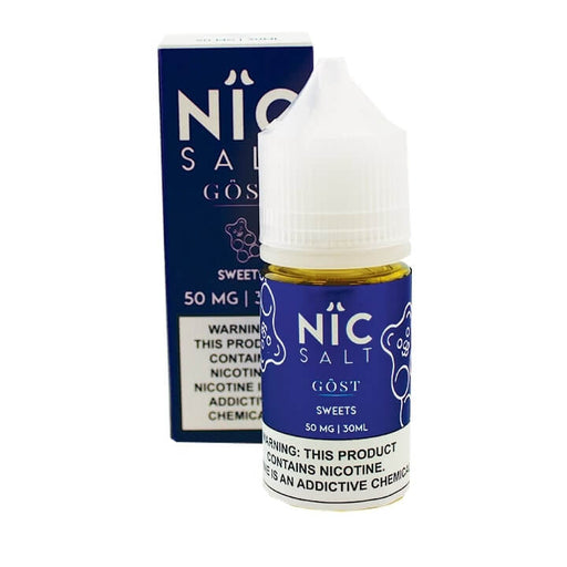 Nic Salt - Sweets (30mL) - GOST Vapor
