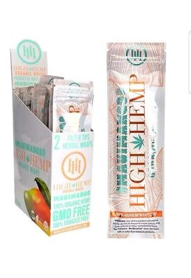 High Hemp Mango Wraps